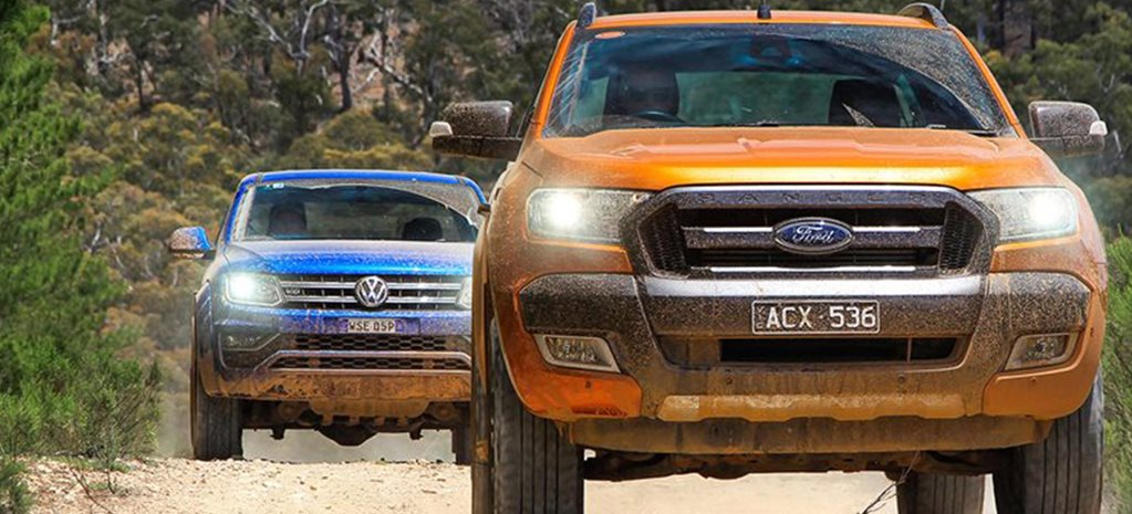 Ford and Volkswagen ute partnership could be an unholy matrimony