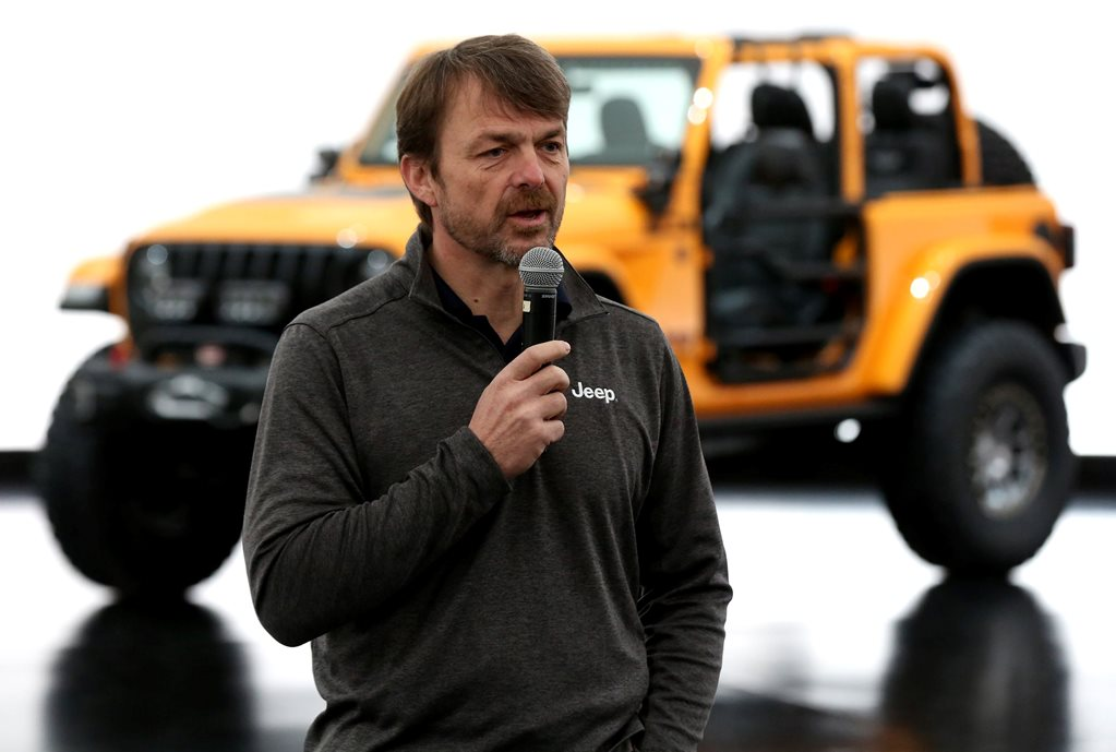 The Jeep Guy - Meet Fiat Chrysler's new boss