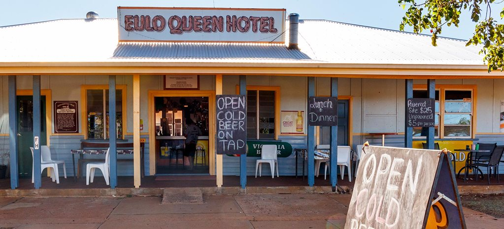 4x4 Pubs Eulo Queen Hotel QLD feature