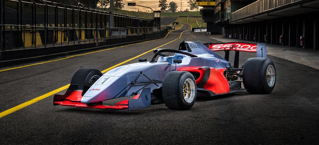 S5000 open-wheel category launches for 2019 news