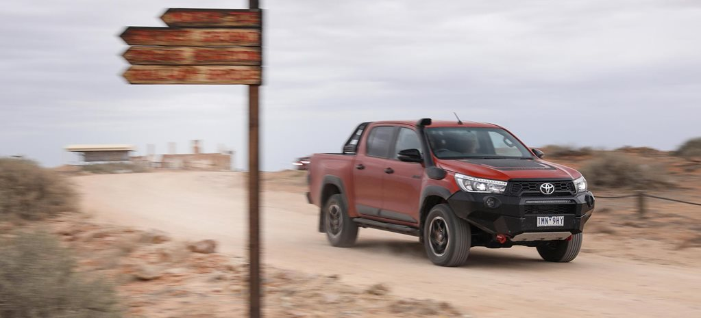 VFACTS Toyota Hilux is best-selling 4x4 in November news