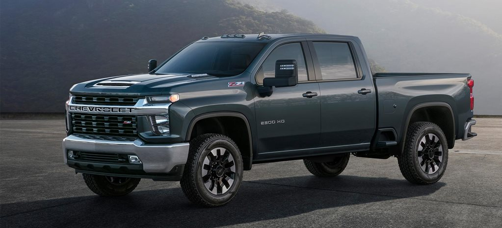 2020 Chevrolet Silverado HD gets new look news