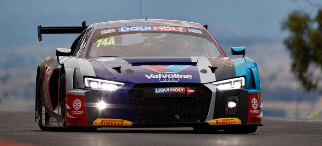Watch the new official Bathurst lap record news