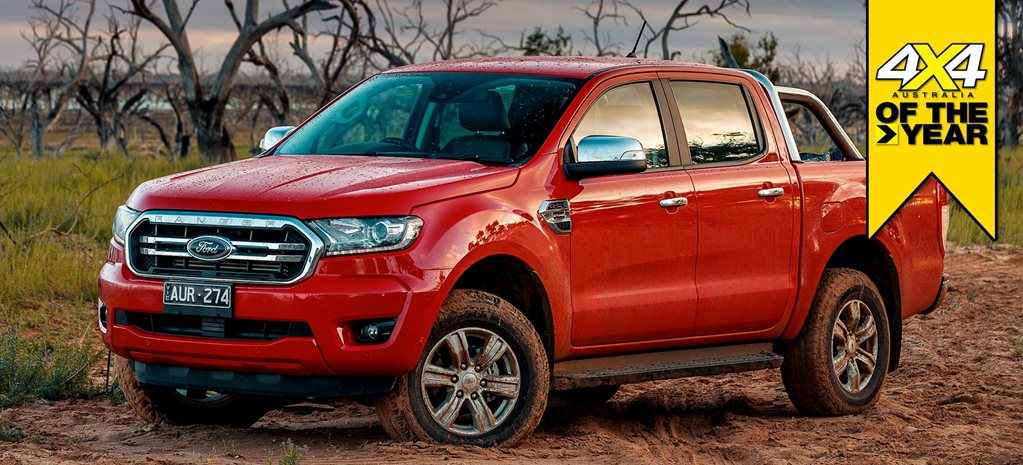 Ford Ranger XLT 2019 4x4 of the Year contender feature