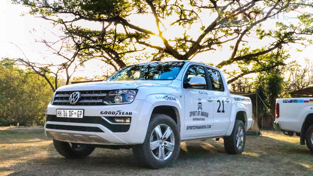 VW Spirit of Amarok