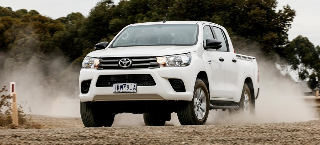 Toyota Hilux is 2018 best-selling vehicle news
