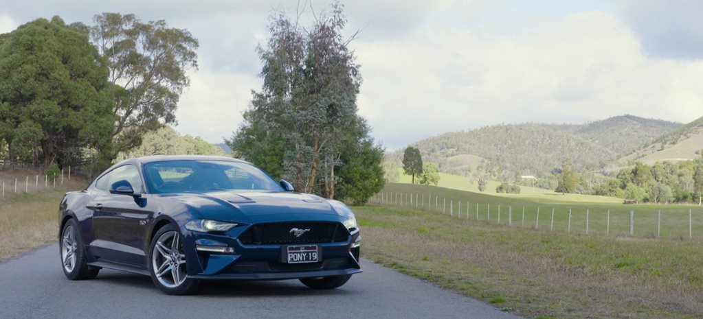 2019 Ford Mustang review
