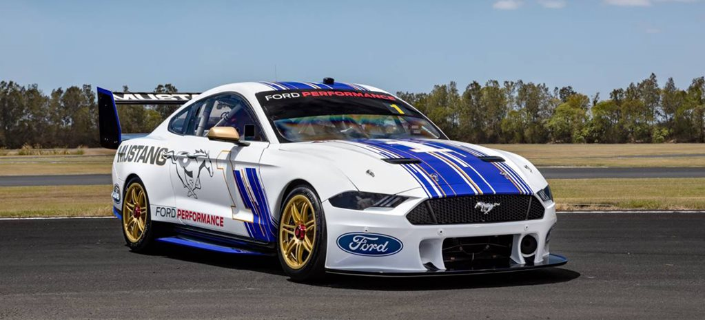 Why the Ford Mustang Supercar looks so bizarre