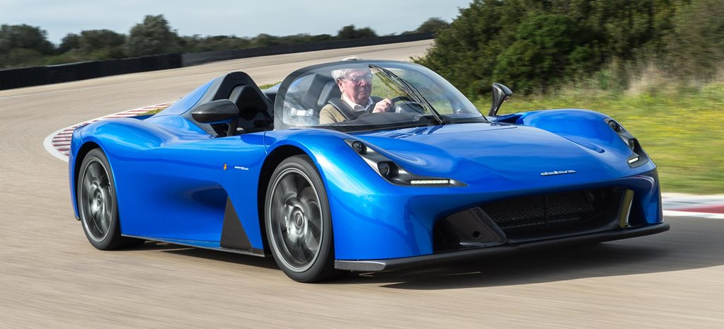 2019 Dallara Stradale review feature