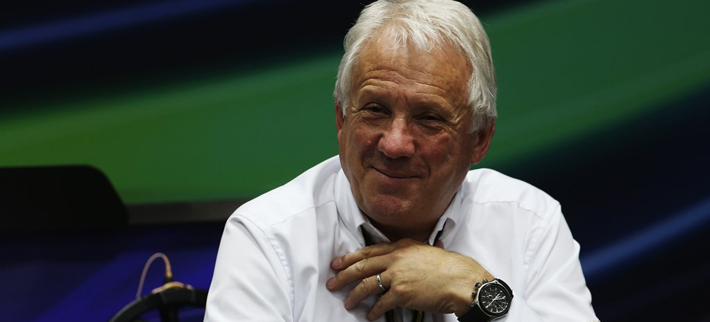 Charlie Whiting, Formula 1 race director, dies in Melbourne