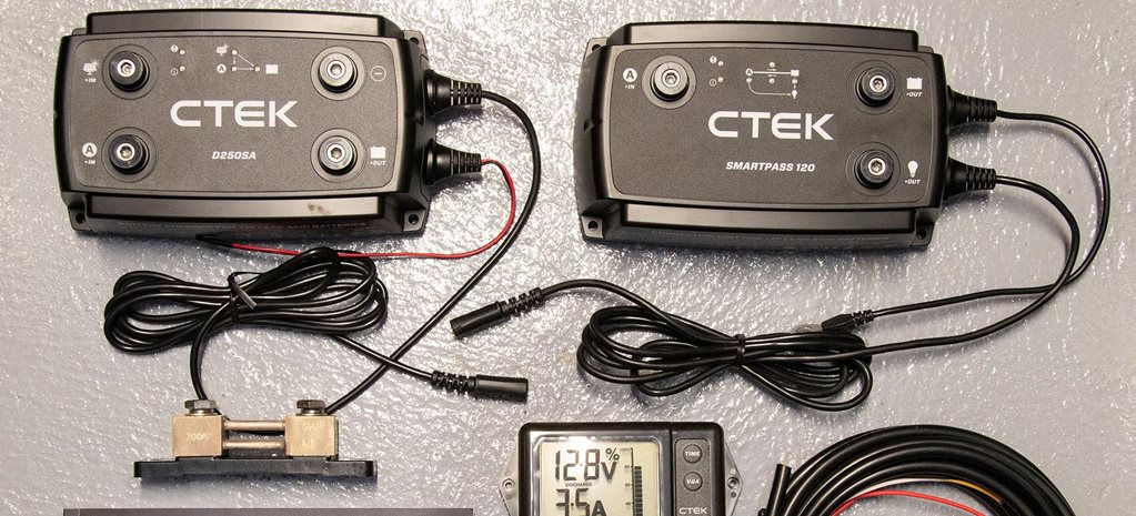 CTEK 140A dual-battery management system feature review