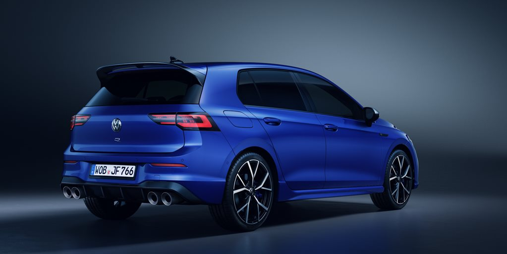 Volkswagen Golf R revealed as the most powerful Golf ever