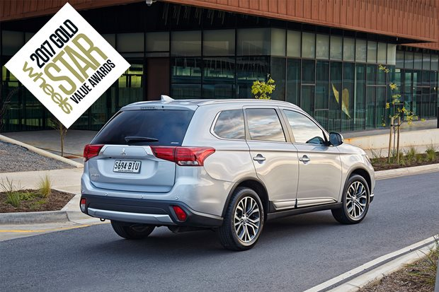 SUV 7-seater under 60K Australia's Best Value Cars 2017