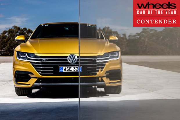 Volkswagen Arteon 2018 Car of the Year contender