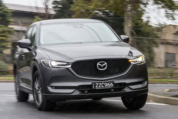 2019 Mazda CX-5 Range Review
