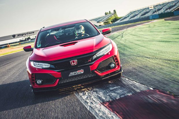 Honda Civic Type R sets new Magny Cours GP record