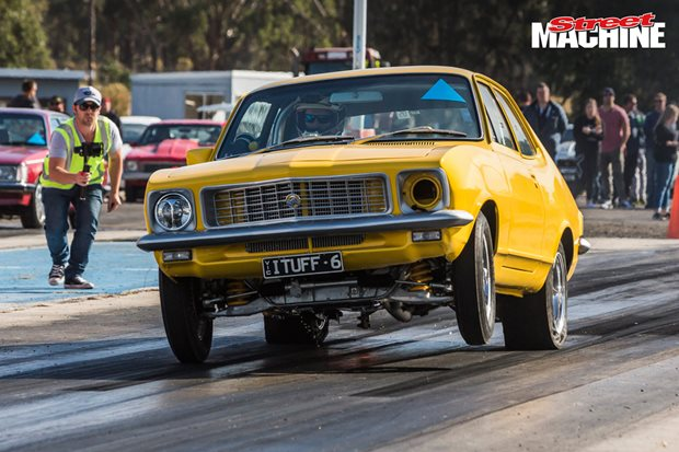 202-powered LJ Torana at the Holden Nationals