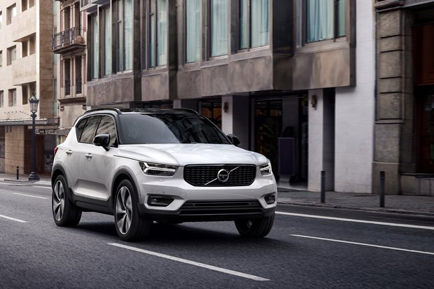 2018 Volvo XC40 T5 R-Design quick review