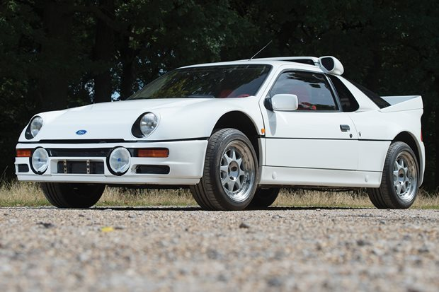 Retro: 1984 Ford RS200
