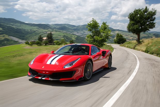 2018 Ferrari 488 Pista performance review
