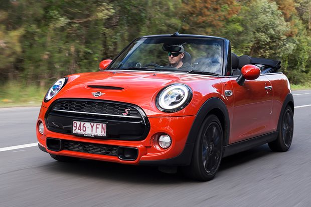 2018 Mini Cooper S Cabrio review
