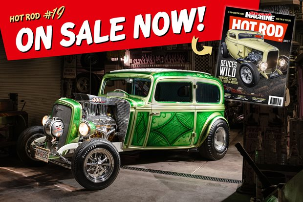 Street Machine Hot Rod #19 on sale now