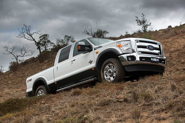 Ford F-Series best-selling car world