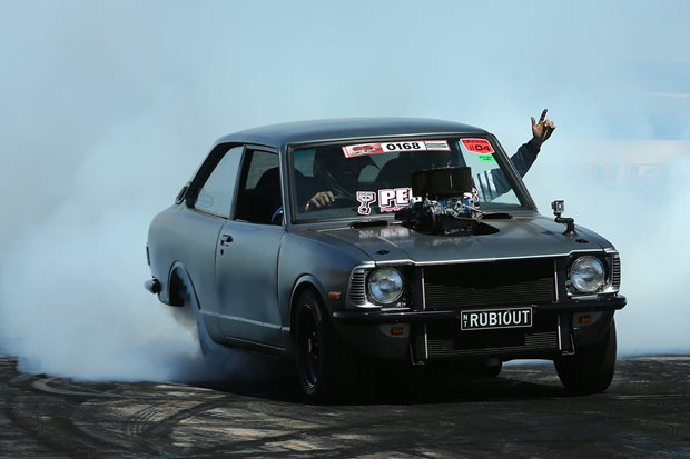 Red CentreNATS Burnout Masters Finals 2018