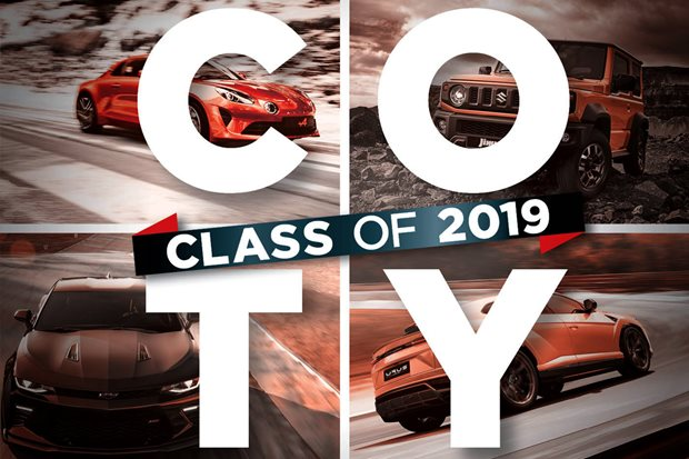 Wheels Car of the Year: Class of 2019