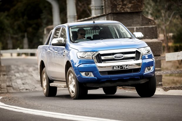 2020 Ford Ranger Range Review