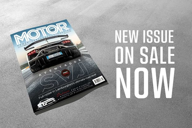 MOTOR Magazine November 2018 Issue preview