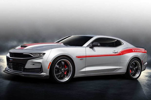 2019 Chevrolet Camaro Yenko 746kW supercharged kit