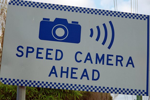 Speed camera warnings 'limiting ability to improve road safety'