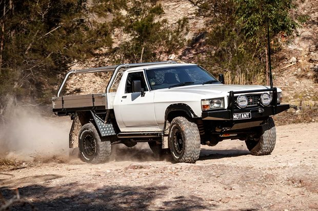 Custom Holden Overlander 1-Tonner review