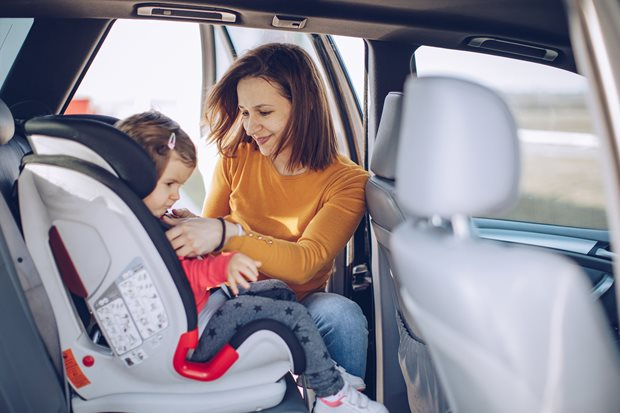 Installing child car seats: 10 things you need to know