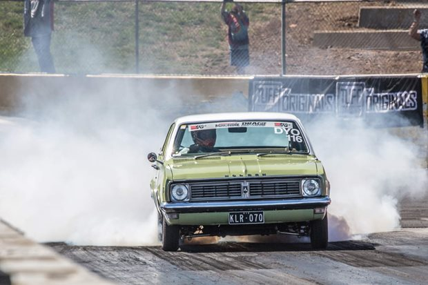 Supercharged LS-powered 1970 HT Holden Kingswood