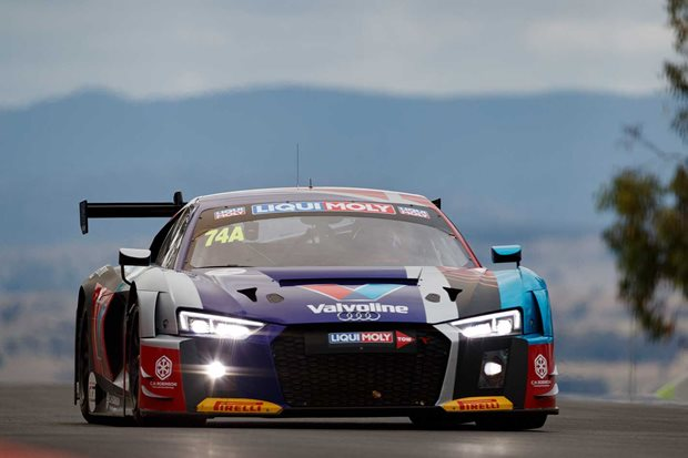 Watch the new official Bathurst lap record