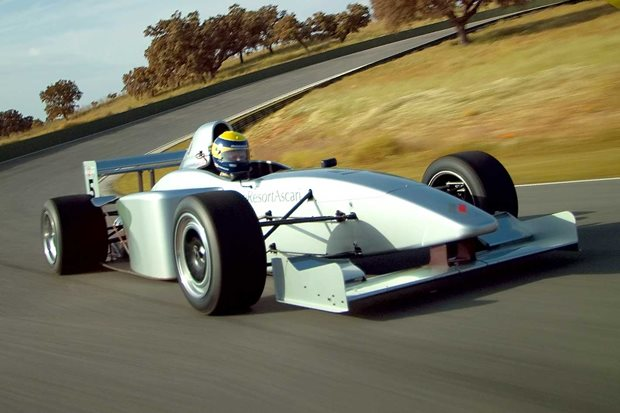 Lapping the Ascari Race Resort classic MOTOR