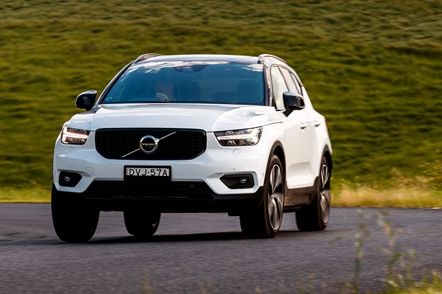 Meet the COTY finalists: Volvo XC40