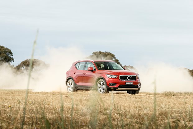 Gallery: The Volvo XC40's 2019 Wheels COTY victory in pictures