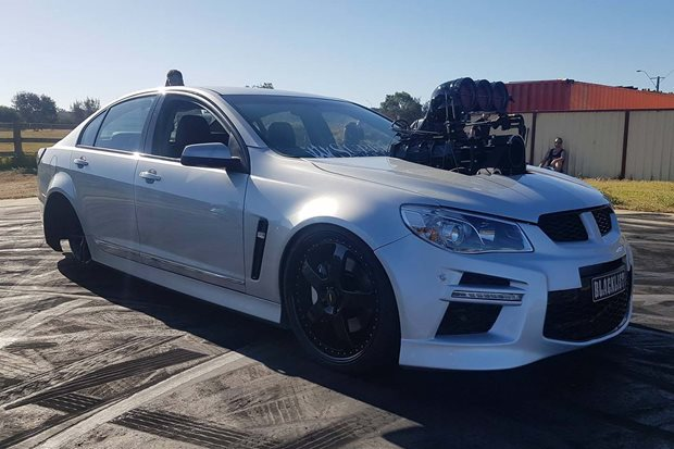 Is this the toughest HSV GTS in Australia?