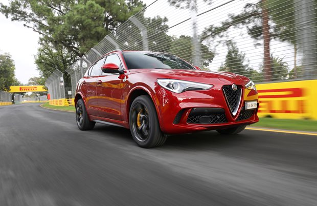 Alfa Romeo Stelvio Q 2019 review