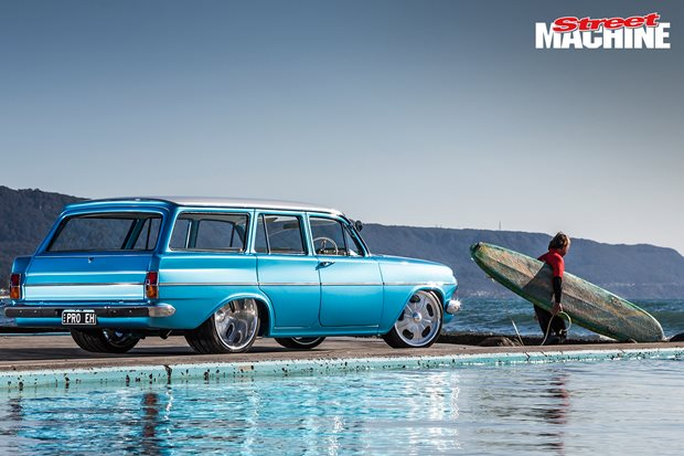SMOTY-winning EH Holden wagon – Video