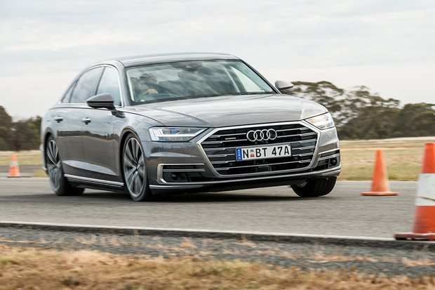 Audi A8 2019 Car of the Year review
