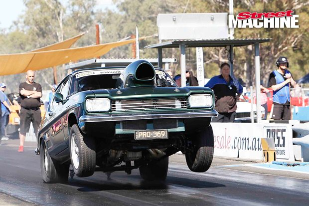 Drag Challenge Weekend day two results and video