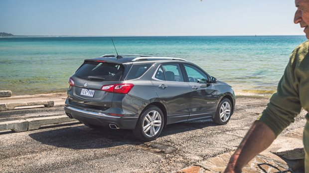 Wheels spin: Holden Equinox LT 2WD review