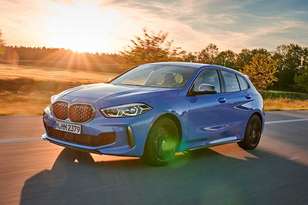 2019 BMW M135i xDrive performance review