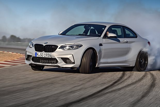 BMW M2 coupe will stay rear wheel drive