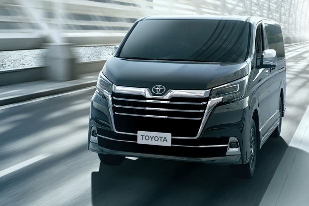 2020 Toyota Granvia range detailed