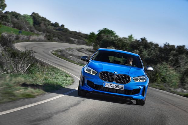 BMW M135i xDrive review: hot hatch goes AWD
